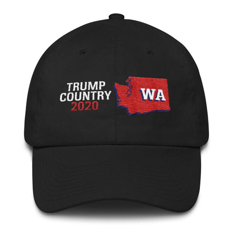 Washington is Trump Country 2020 – Hat