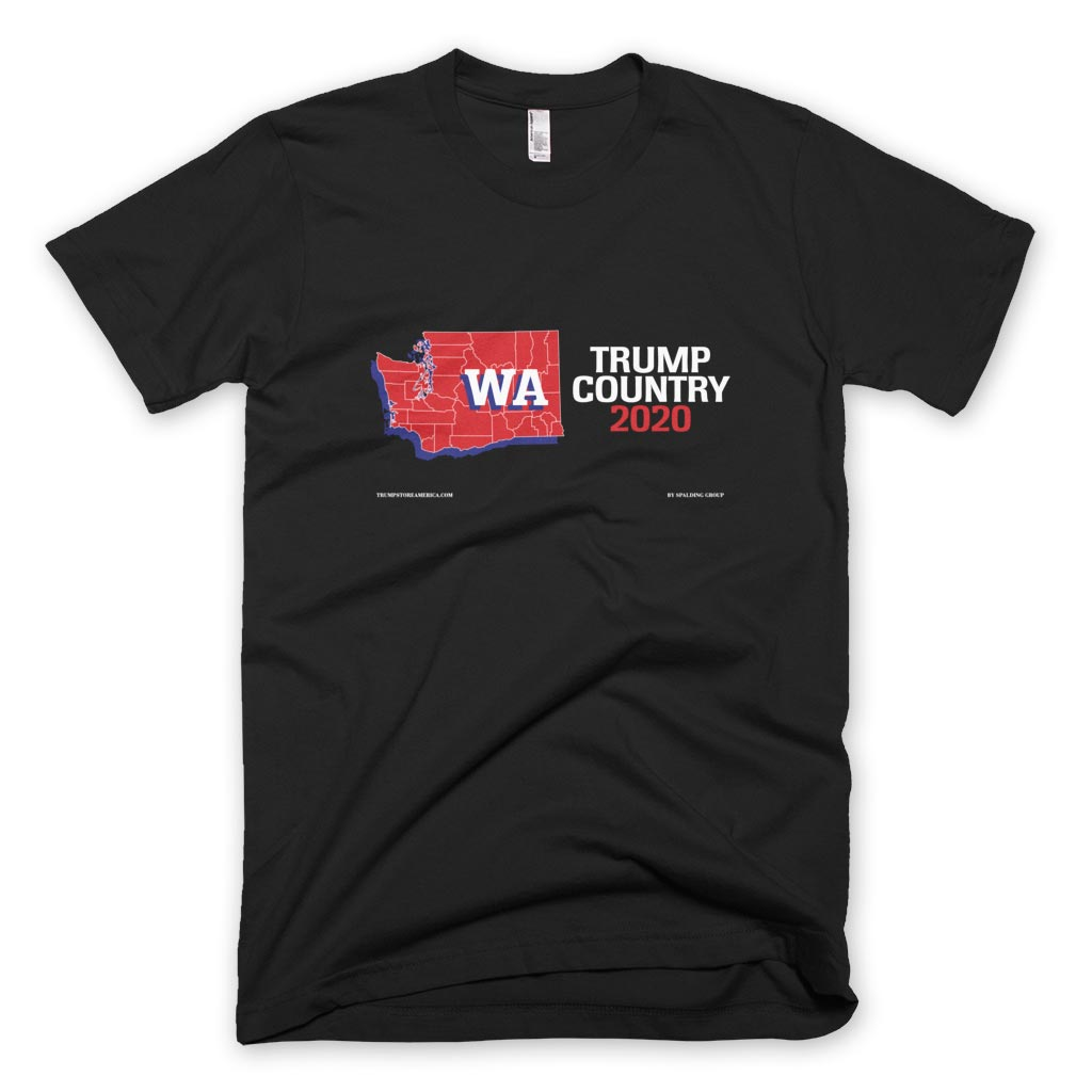 Washington is Trump Country T-shirt