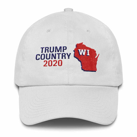 Wisconsin is Trump Country 2020 – Hat