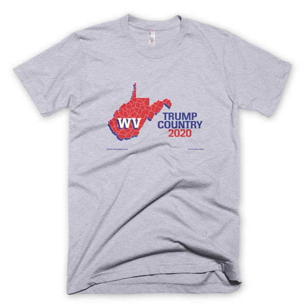 West Virginia is Trump Country T-shirt