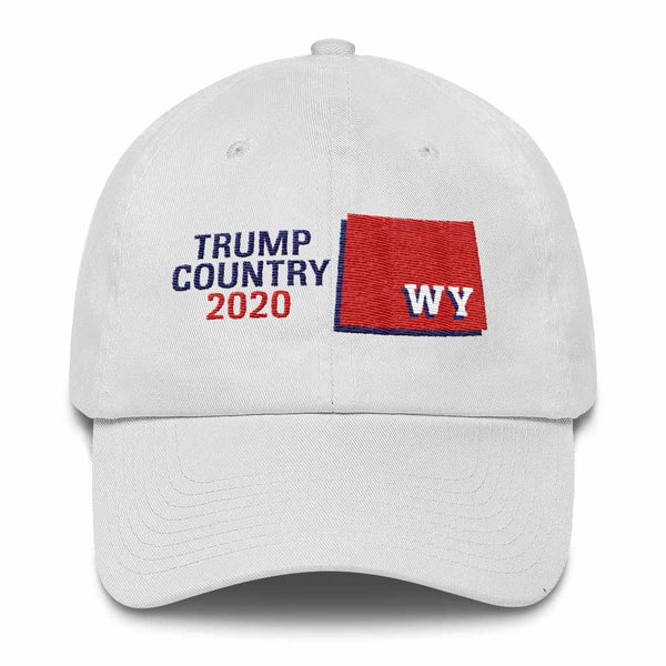Wyoming is Trump Country 2020 – Hat