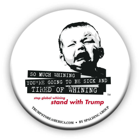 "Trump Button - ""Stand with Trump"""