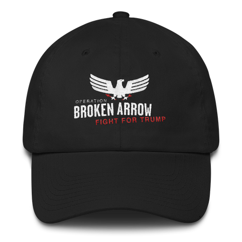 "Trump Hat - ""Broken Arrow"""