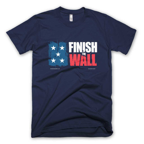 Finish The Wall T-shirt