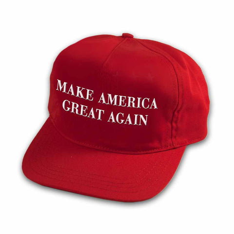 "Trump Red ""Make America Great Again"" Hat"