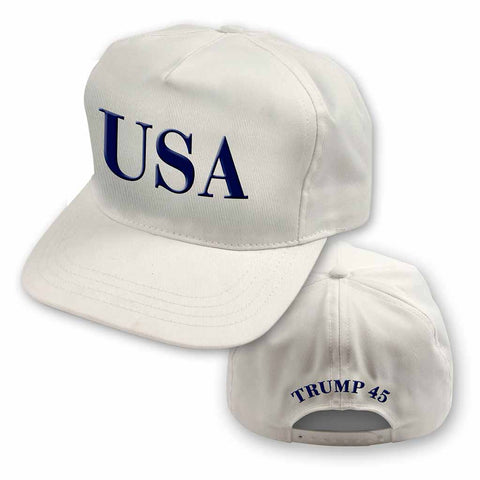 USA Trump 45 White Hat