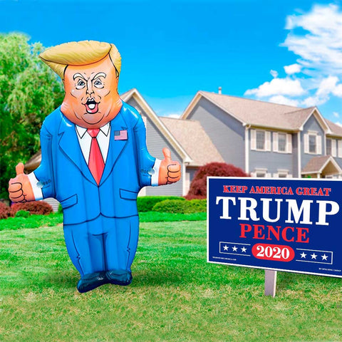 Trump Yard Inflatable / Pool Float