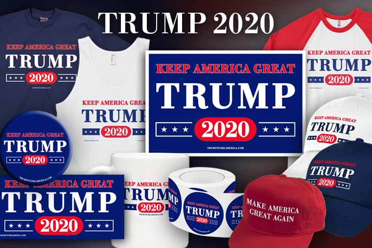 Trump Country 2020