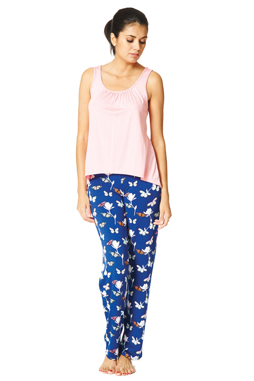 Butterfly - 4141 - Rayon Pant