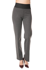 Erin - 4314 - Straight Cut Pant