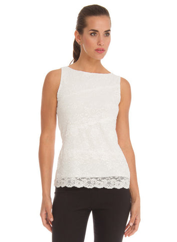 Aisha - 5512 - Lace Top