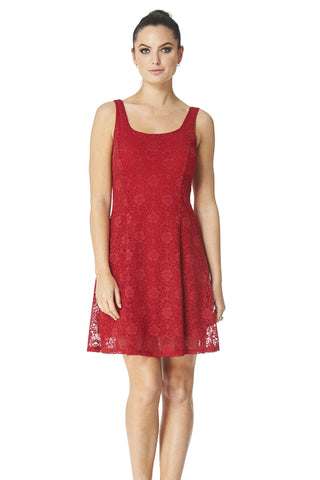 Aisha - 8512 - Lace Dress