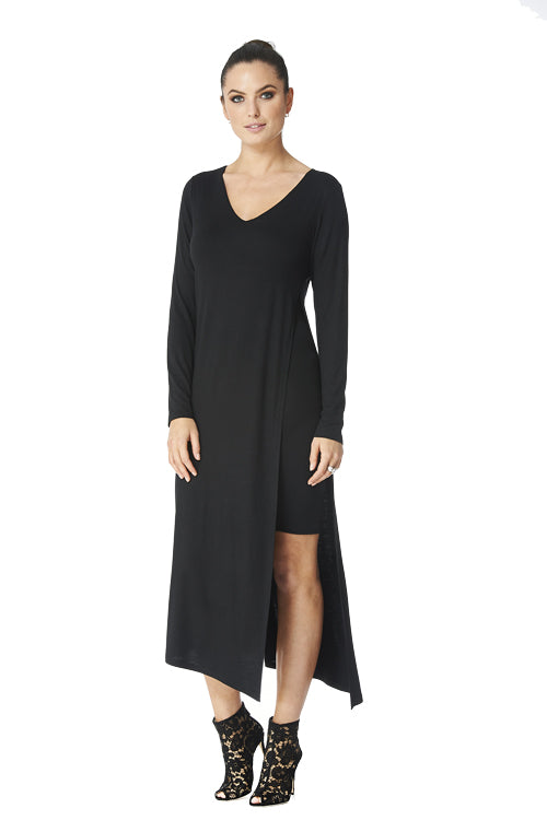 Candace - 8638 - Long Sleeve Dress