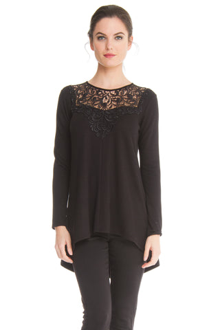 Elsa - 9545 - Long Sleeves Tunic
