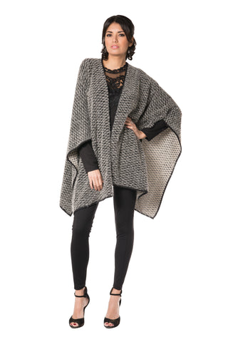 Devon - 9783 - Reversible Wrap