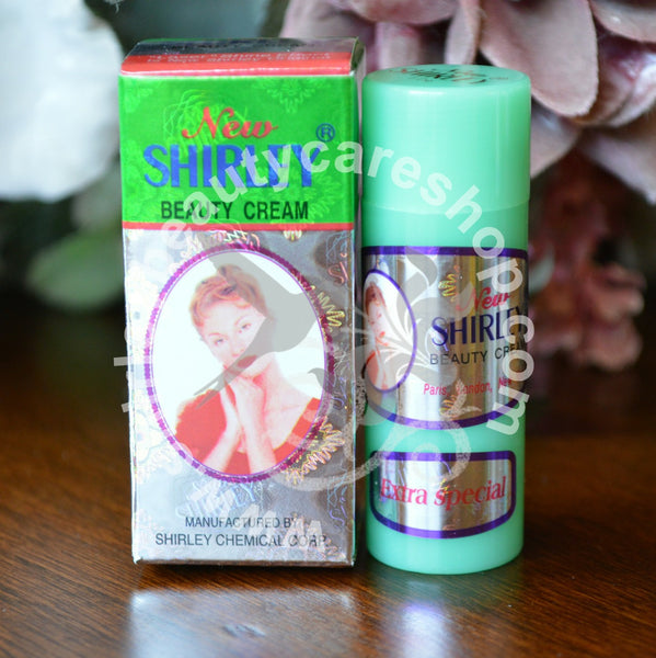 New Shirley Beauty Cream