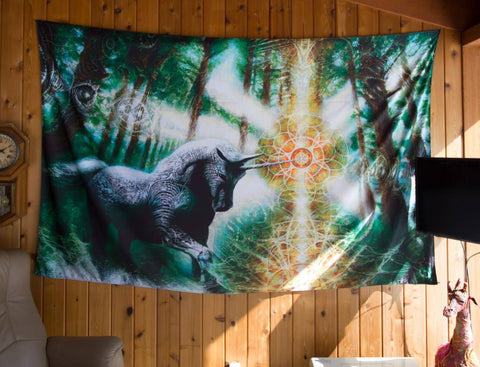 'Protector of Realms' Tapestries