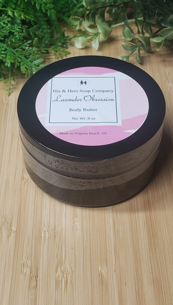 Lavender Obsession Body Butter