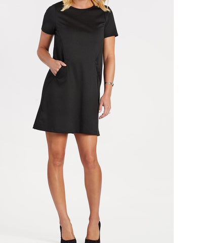 ZSUPPLY Chloe Ponte Dress
