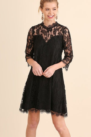 Lovely Lacey  dress
