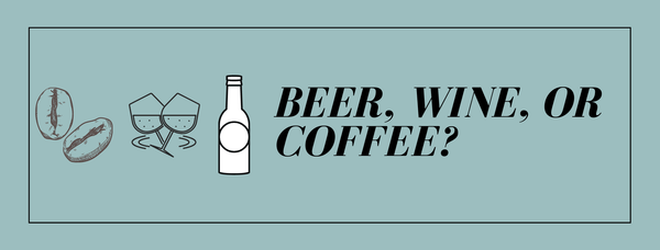 Virtual Beer, Wine, Or Coffee?!  Welcome to the 2020's