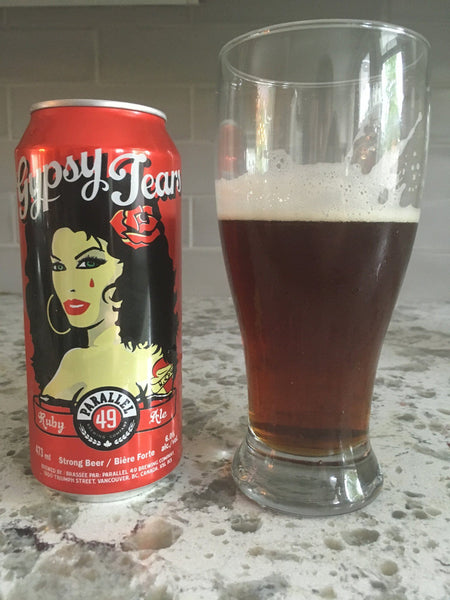 Beer Review - Gypsy Tears Ruby Ale
