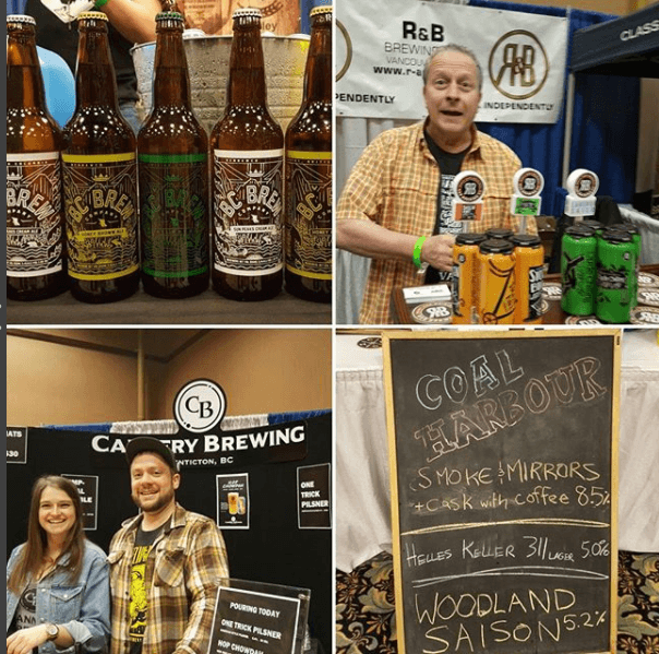 BC Craft Beer Festivals to Attend in 2018