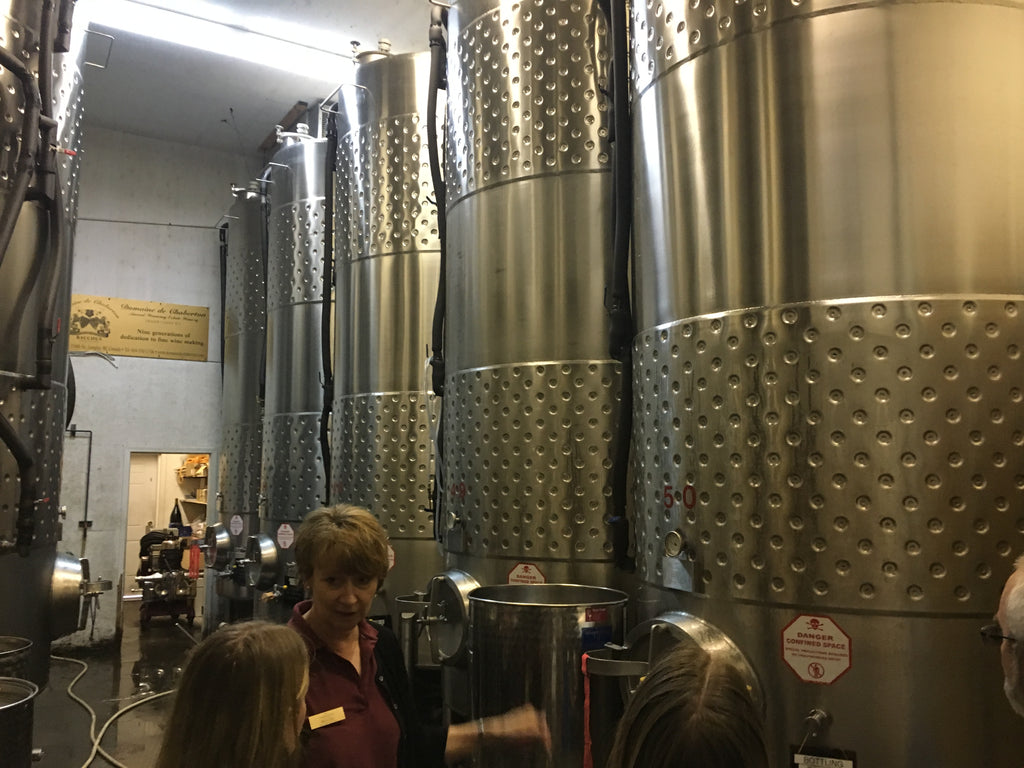Chaberton Wine Tour