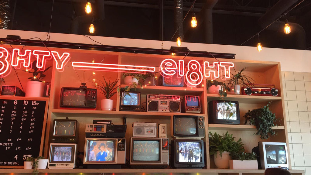 Eighty-eight brewing