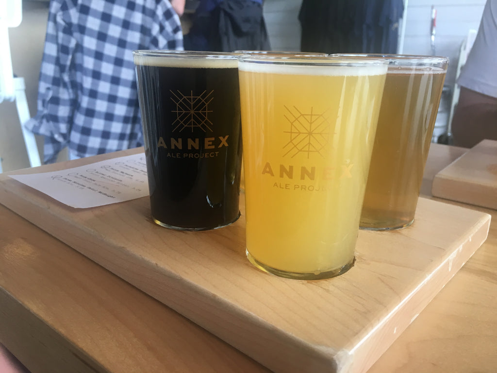 Annex Ales Project