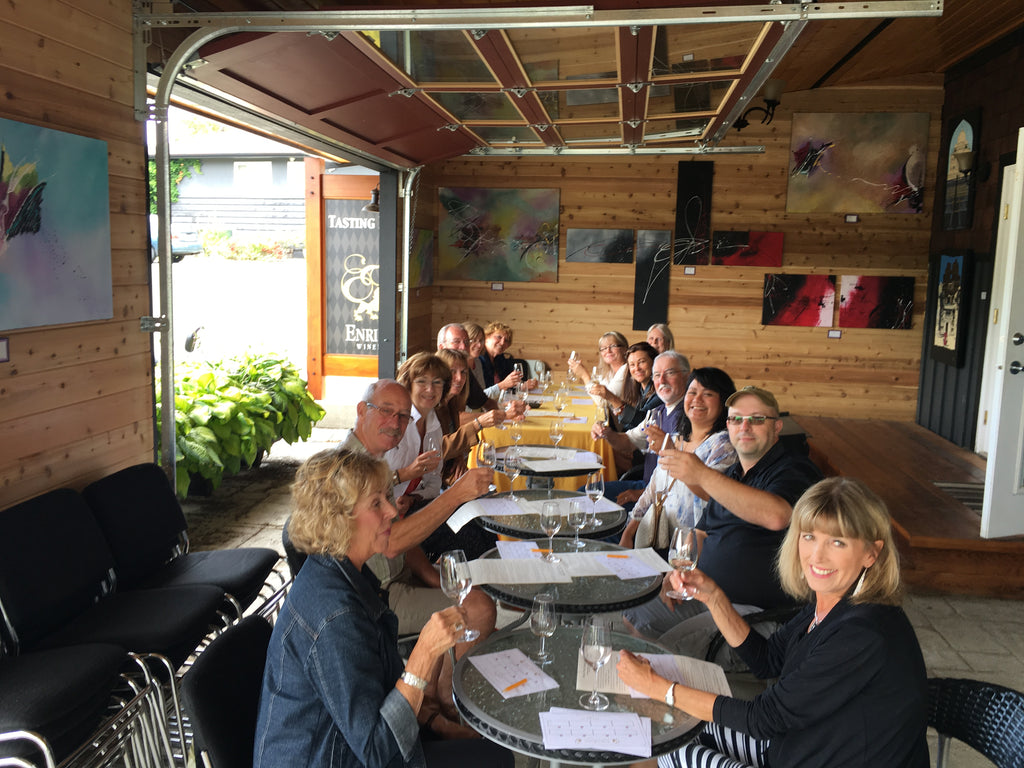 Delightful Vancouver Christmas Party Venues Part - 13: Wine Tour With Canadian Craft