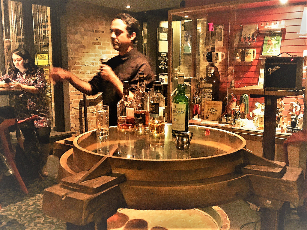 Private Whiskey Tasting Shebeen