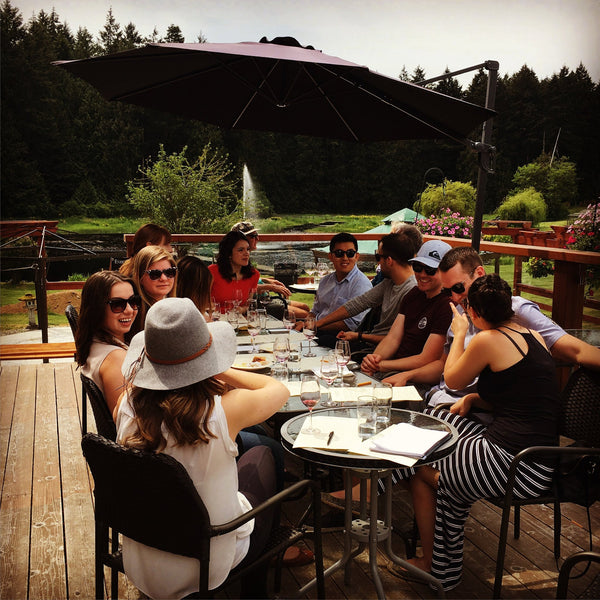 Victoria to Cowichan Valley Wine Tour (5-6 Hours)