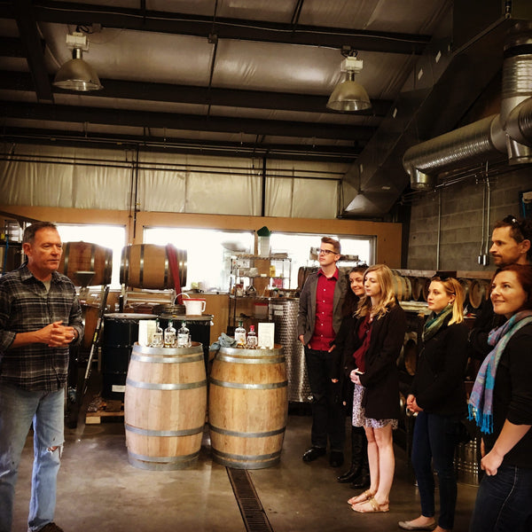 Victoria Craft Beer and Distillery Tour