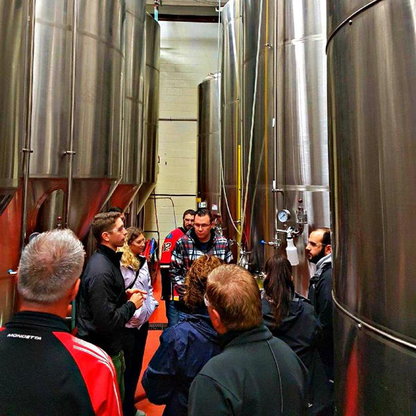 Brewery Tour Crash Course