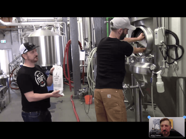 Virtual Behind the Scenes Brewery Tour Andina