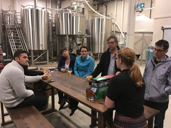 Victoria Brewery and Distillery Tour