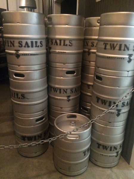 Twin Sails Beer