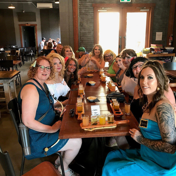 Ladies beer tour