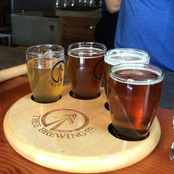 Tree Brewing Flights