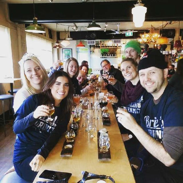 Vancouver Walking Brewery Tour