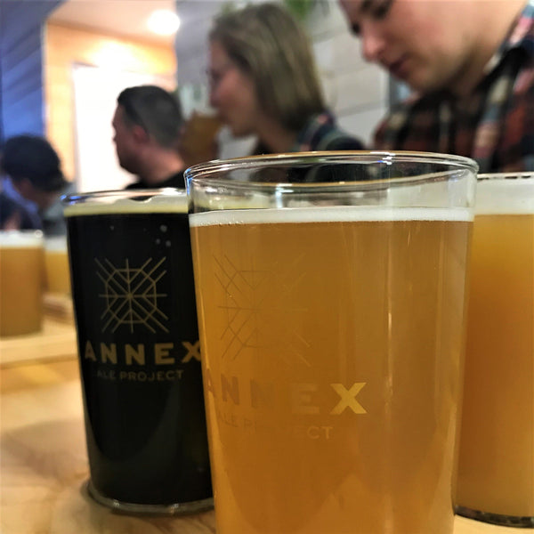 Annex beer flight