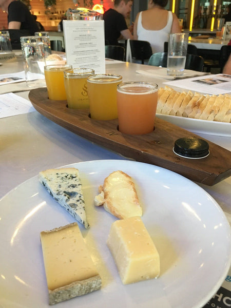 Beer and Cheese Pairing Toronto