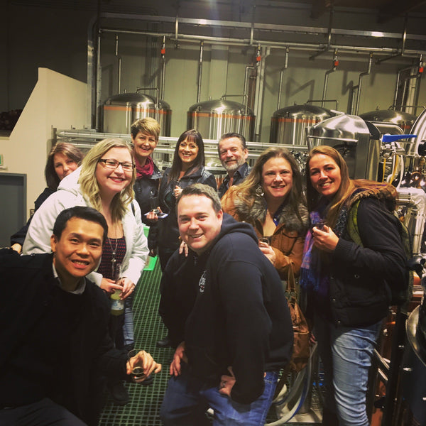 Vancouver Brewery and Distillery Tour