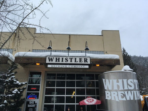 Vancouver to Whistler - Sea to Sky Brewery Tour
