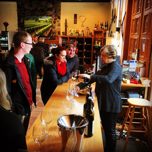 Private Fraser Valley Wine Tour