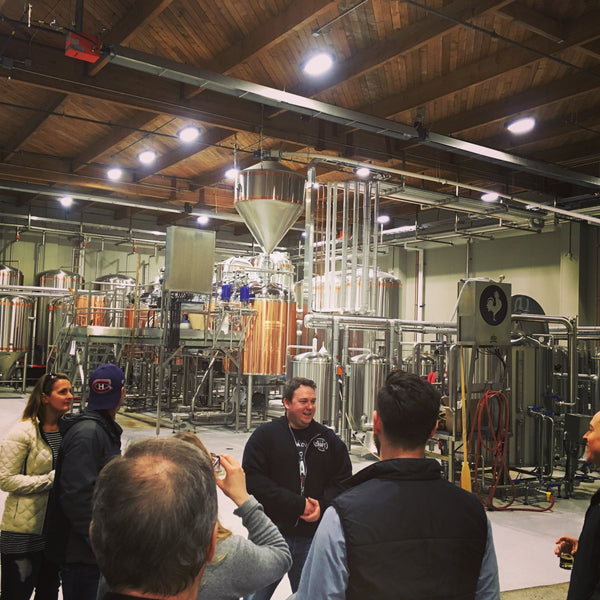 Vancouver Brewery Tour