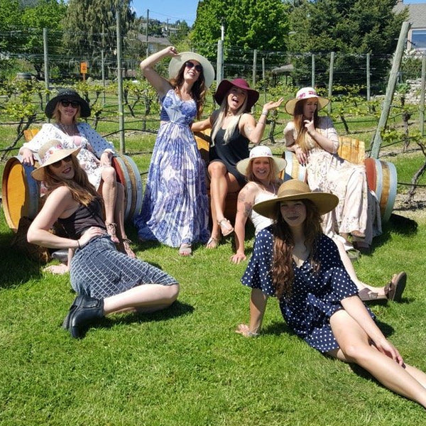 Kelowna Wine Tour Bachlorette