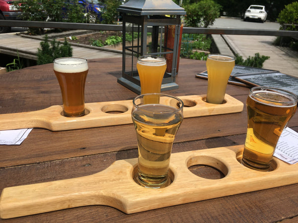 Deep cove Tasting Flight