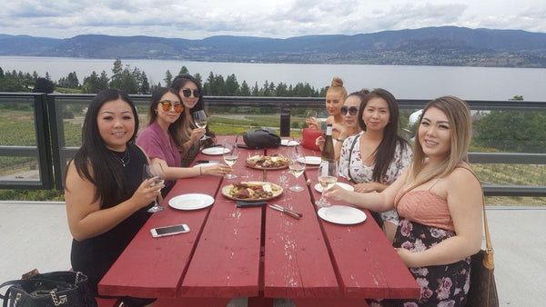 Summerland Winery Lunch